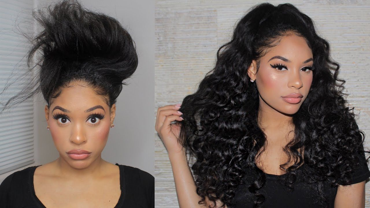 Brittany andrews black wig