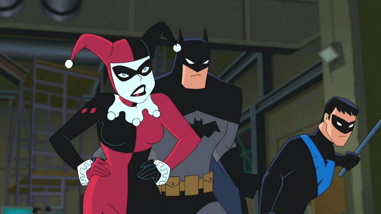 Batman porno harley quinn