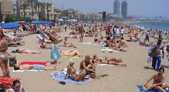Nude family beach pics