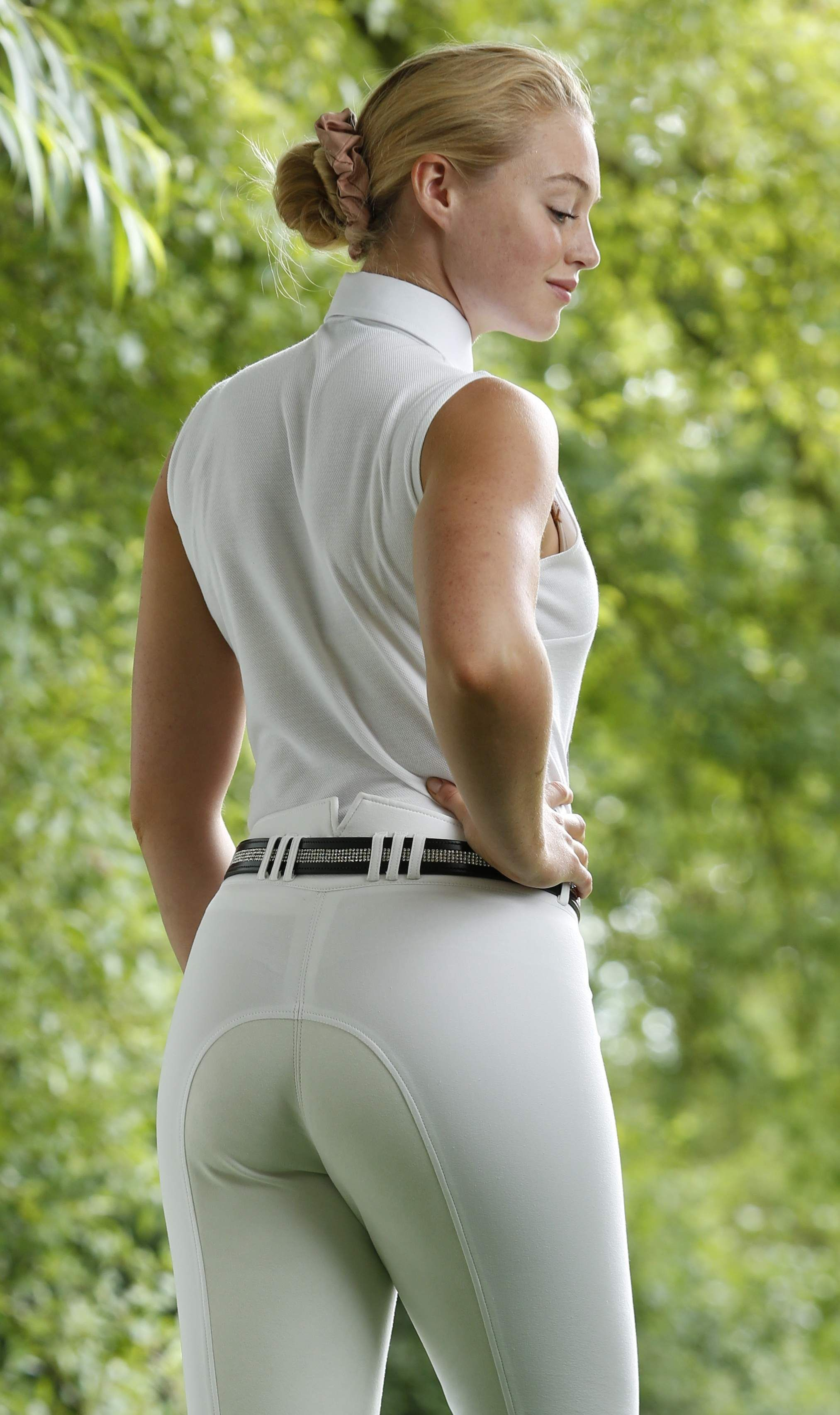 Jodhpur riding pants fetish