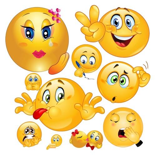 Adult emoicons free messenger