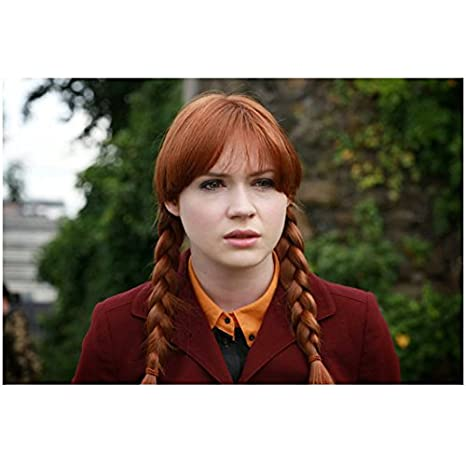 Karen gillan red hair