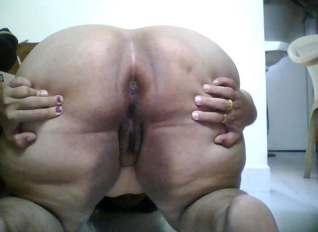 Nude aunty big photoshoot ass