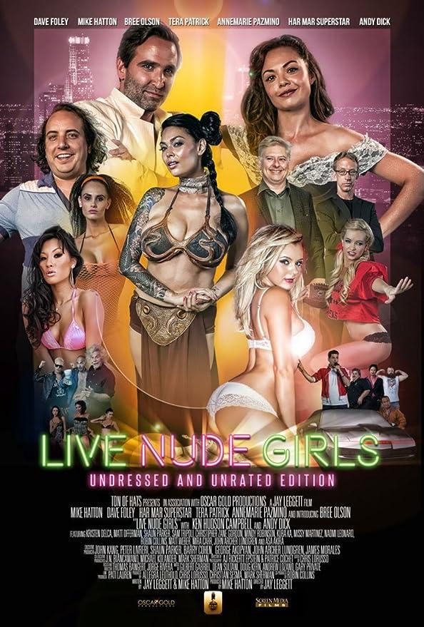 Tera patrick live nude girl