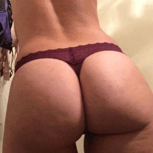 Big booty ladies pussy