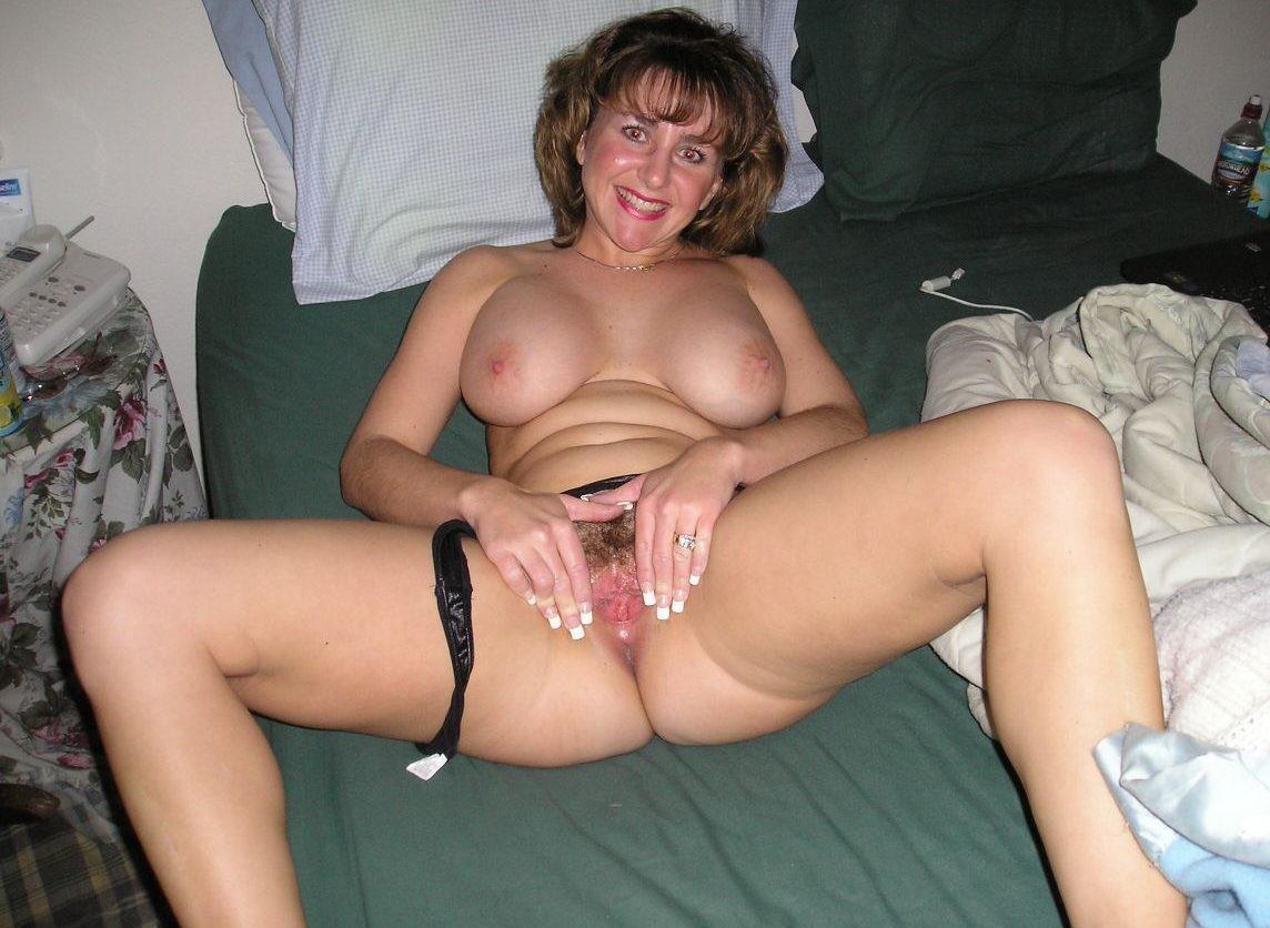 Spread tits milf mature big wifey