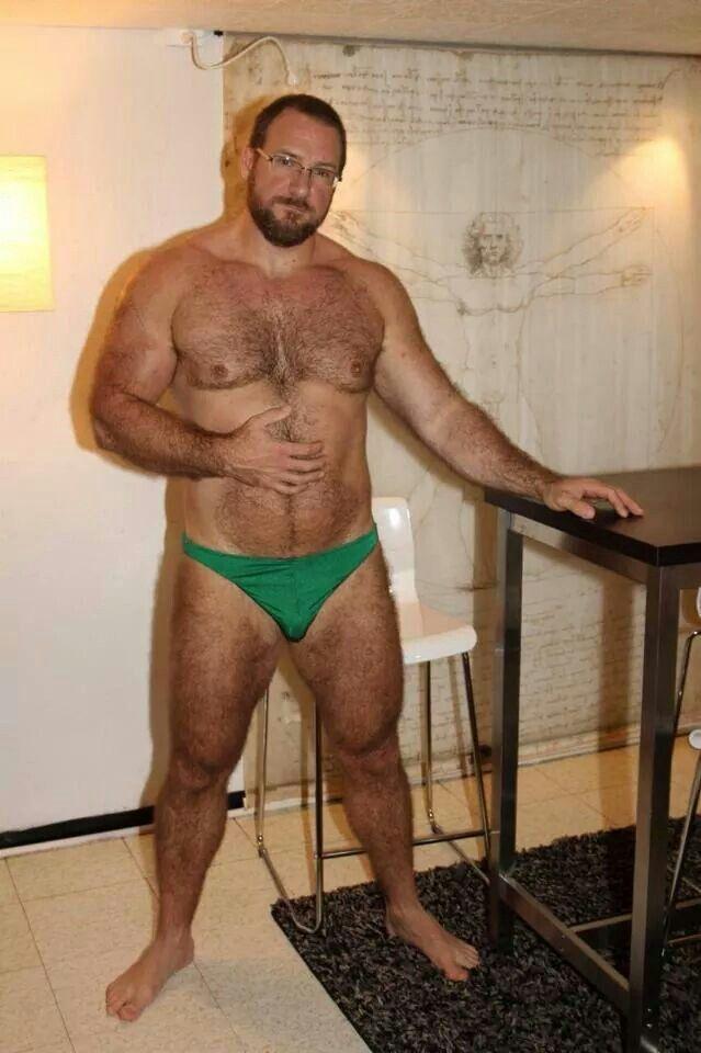 Hot bear men naked