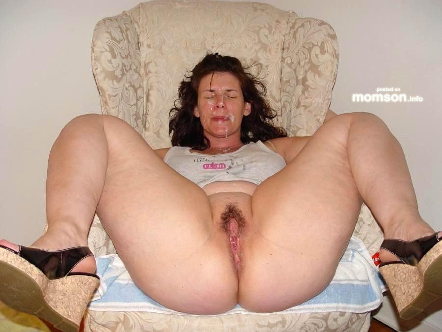 Large bbw pussy spread leg
