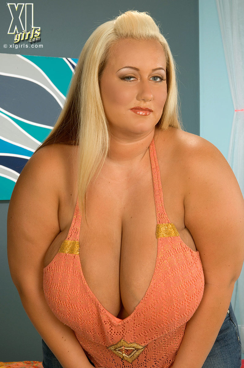 Big xl girls blonde