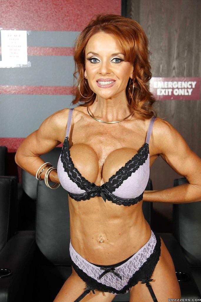 Janet mason muscles porn