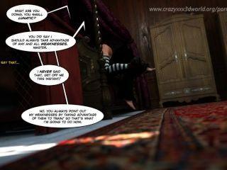 Porno de the clan( harry potter comic