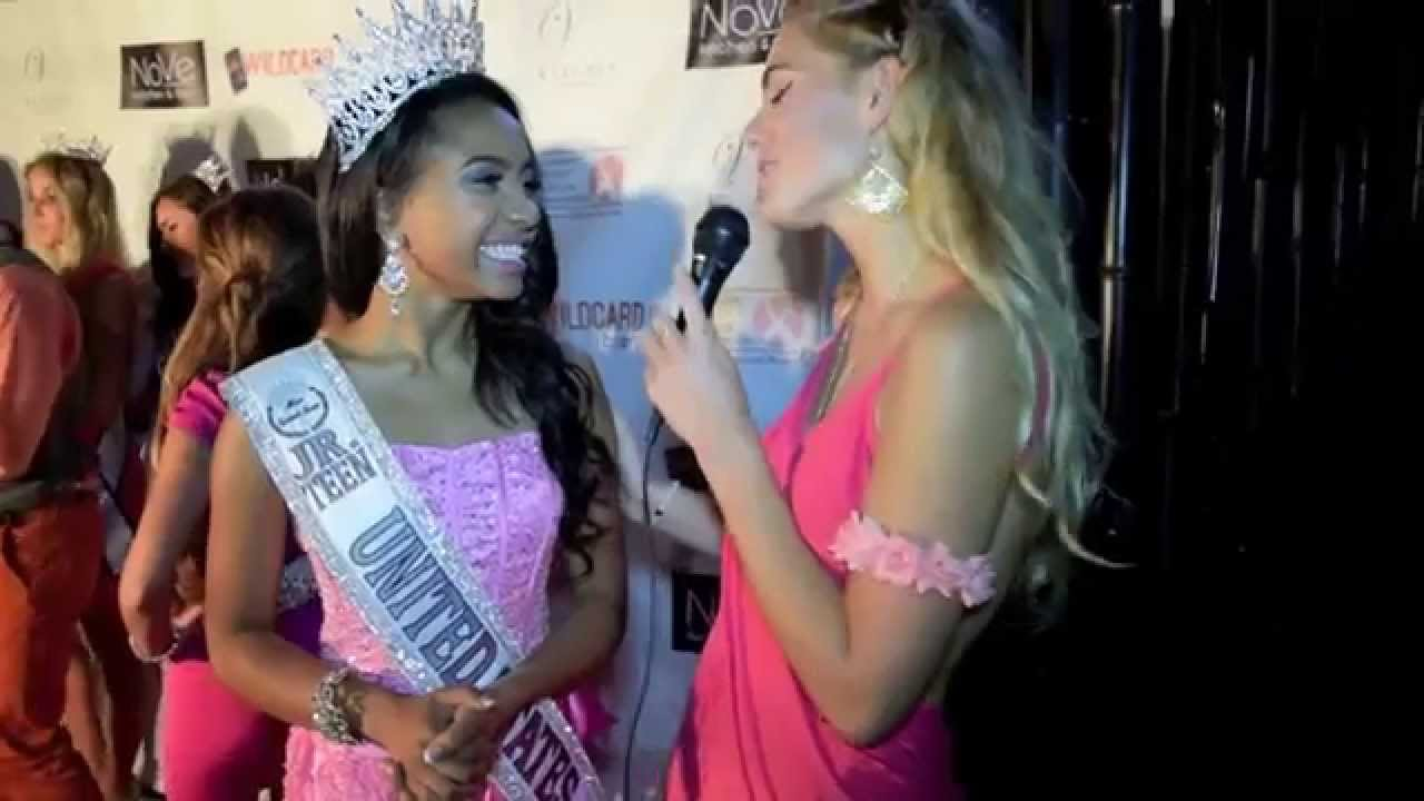 Miss junior teen united states