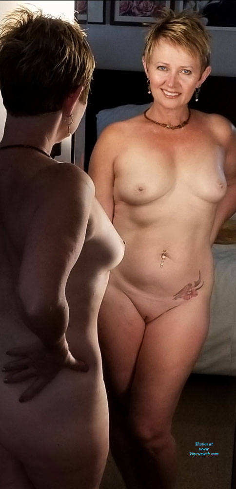 Wives showing naked bodies