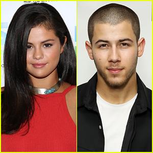 Nick admits to dating selena