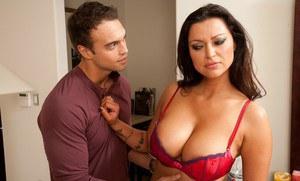 Milf mom sex hot