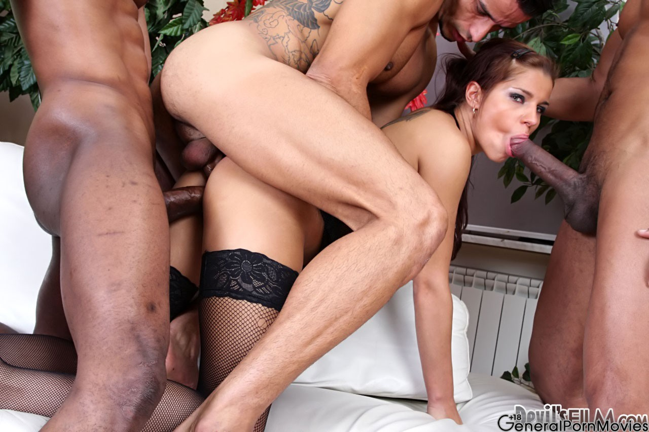 Interracial angel rivas anal