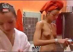 Oops accidental nudity public