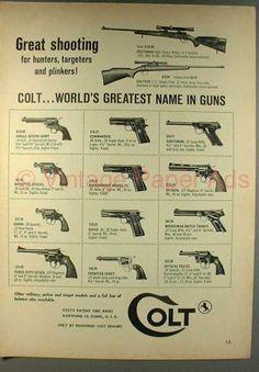 Colt match target rifle dicks