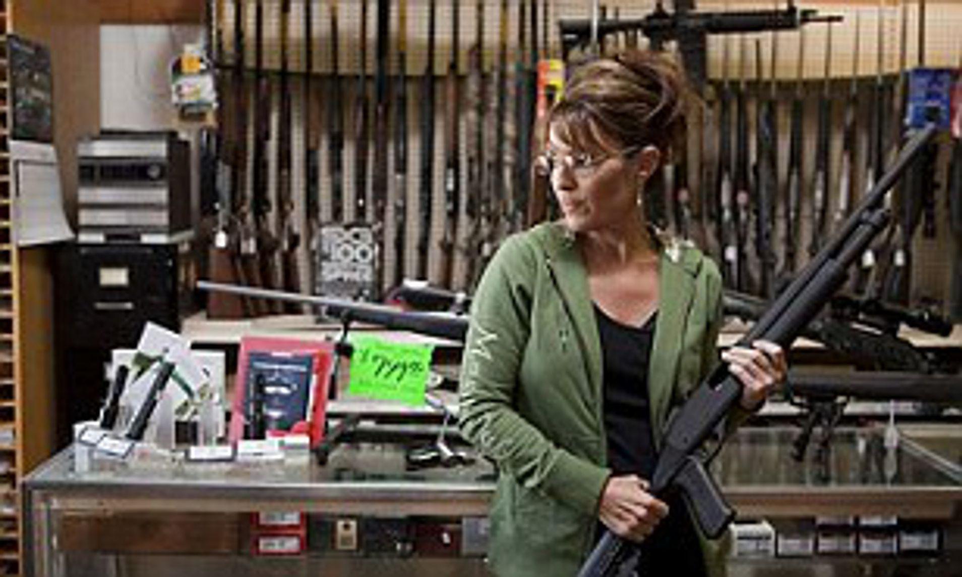 Sarah palin ass shot