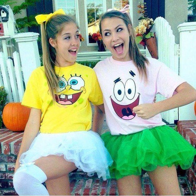 Crazy cute teen girls