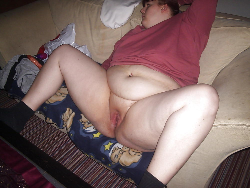 Fat girls with nasty assholes
