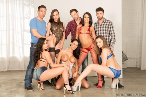 Peta jensen sex party orgy masters