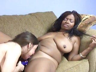Black playing sex lesbians old