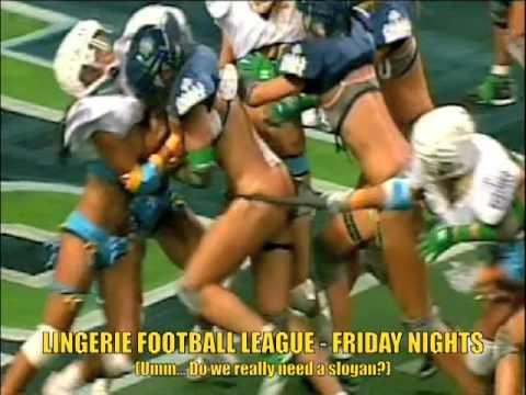 Lingerie football league oops