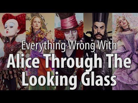 Alice through the looking glass xxx