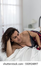 Mature woman knocked out sex