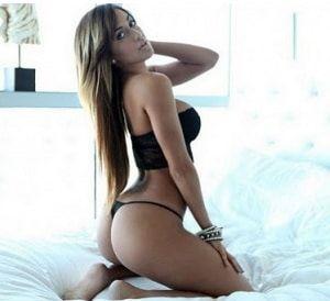 Stylish sexy ass pussy