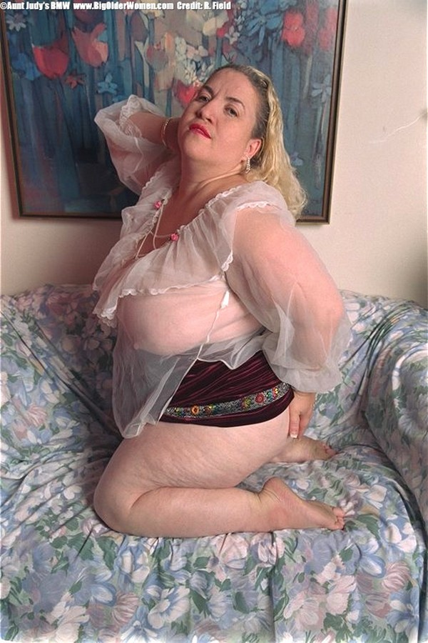 Aunt judys big older women