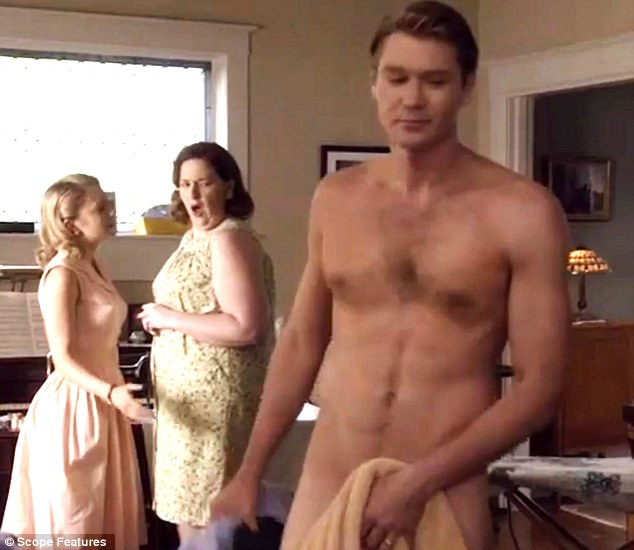 Chad murray sex naked penis