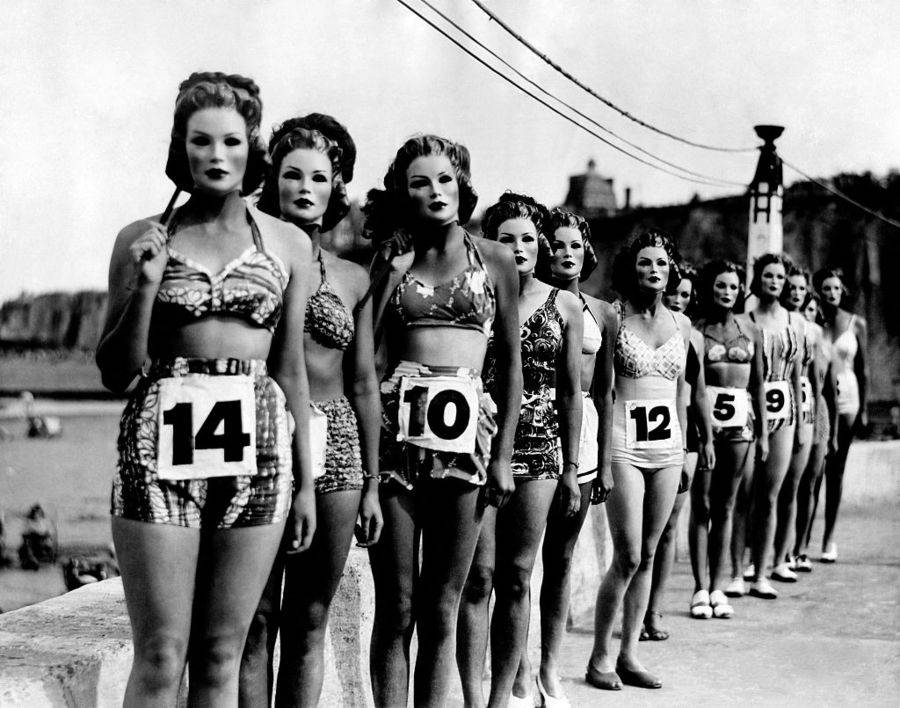 Miss young nudist pageant