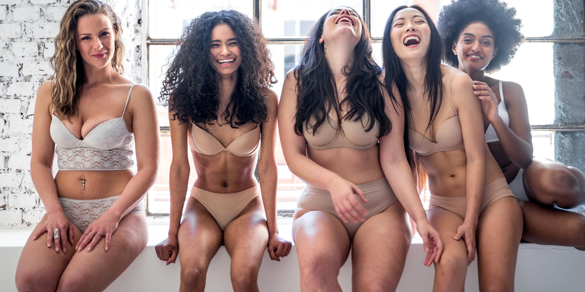 Skinny flat women vid adult