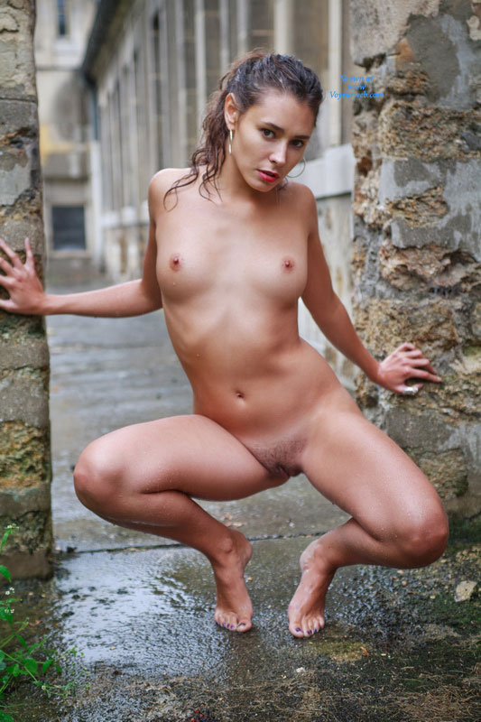 Hot french girl nude