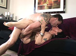 Granny missionary position porn