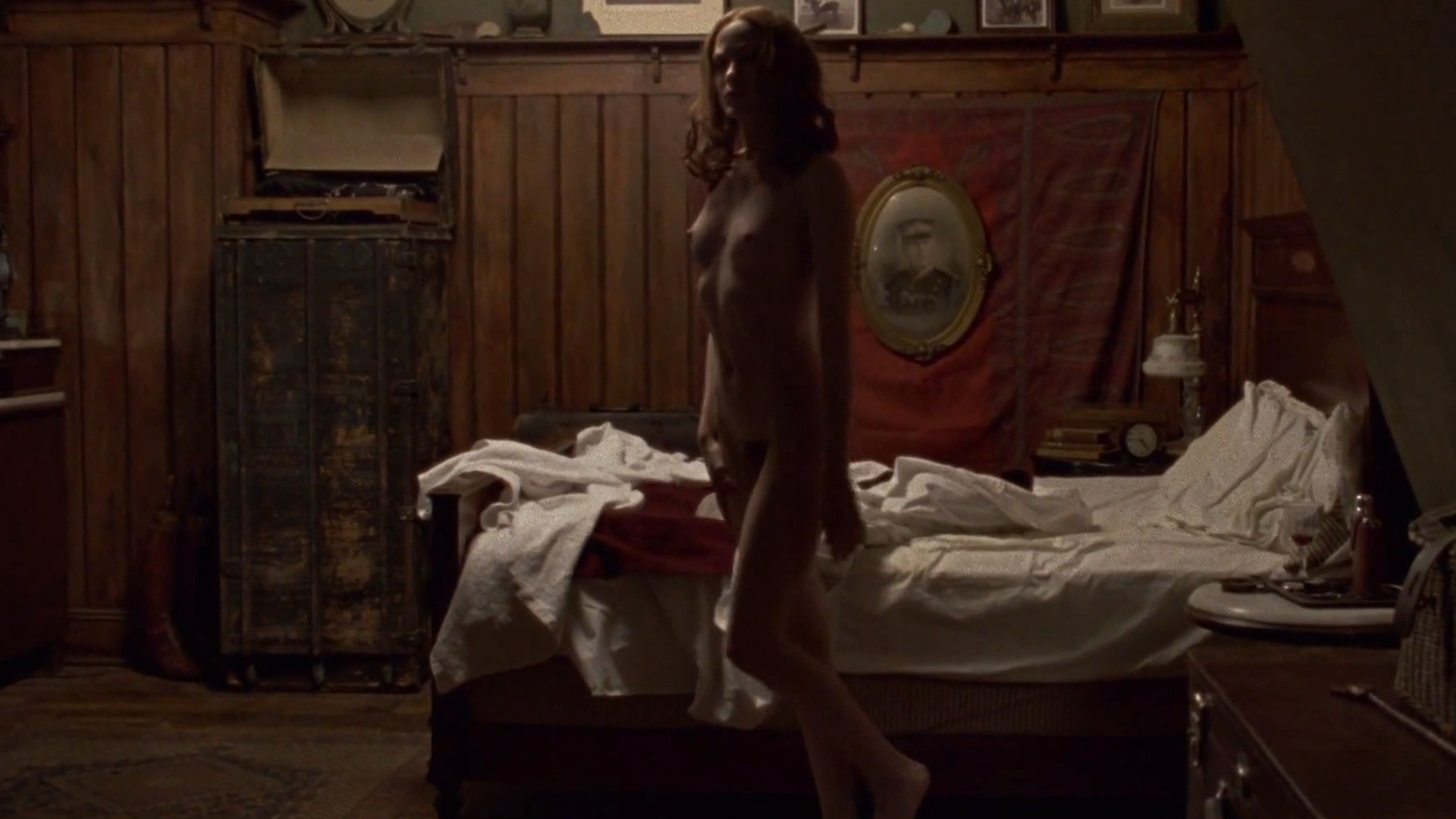 Wood evan scene rachel nude