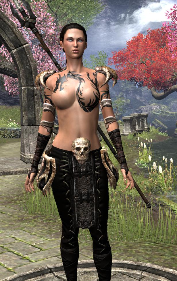 Mod online elder scrolls nude
