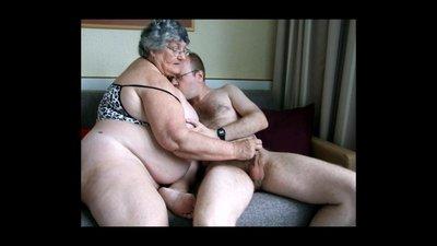 Bbw granny needs cock