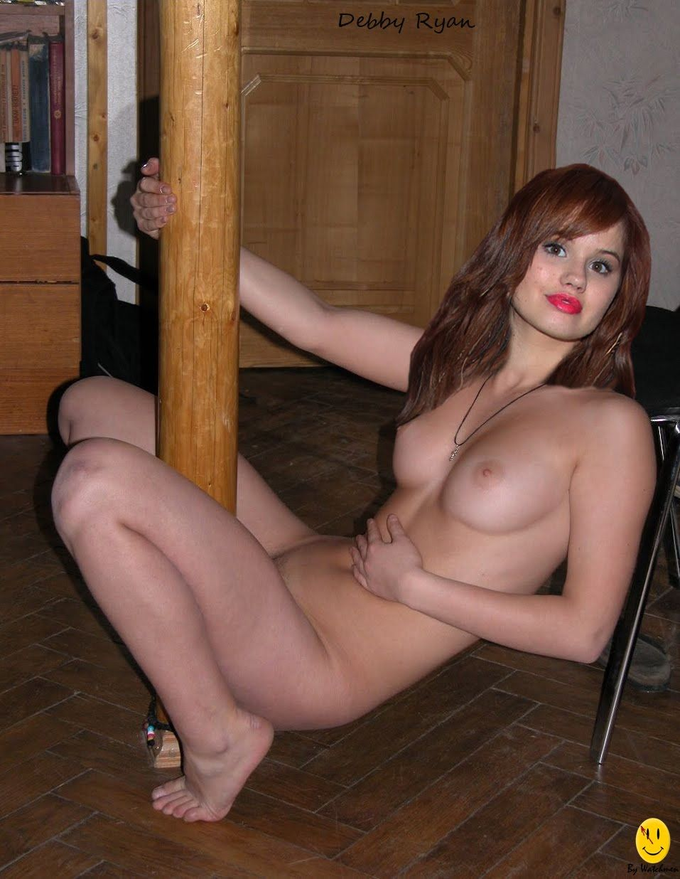 Debby ryan nudes finger herself
