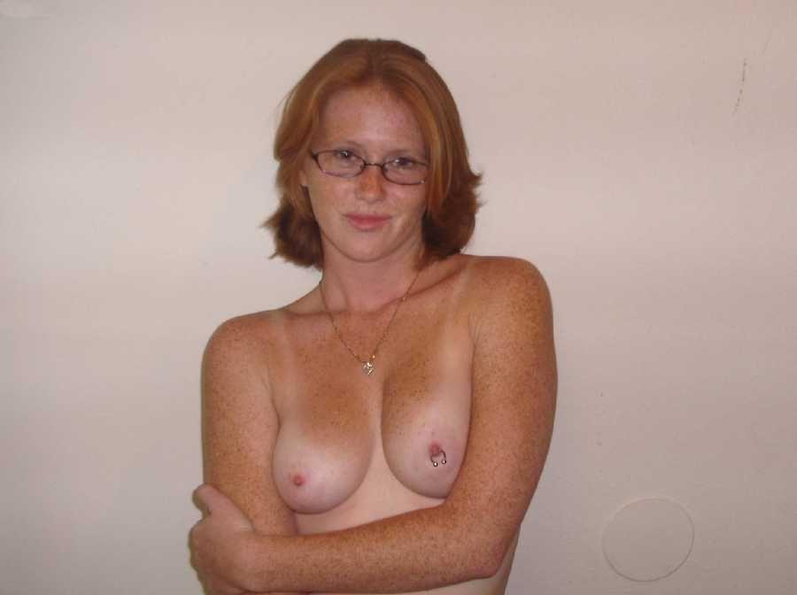 Freckled redhead porn sex