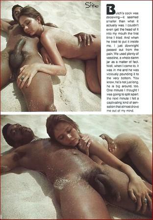 Hustler magazine interracial nude couples