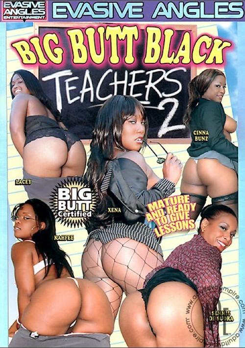 Big ass black teacher xxx