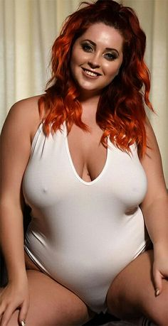 Plus size beautiful pornstar