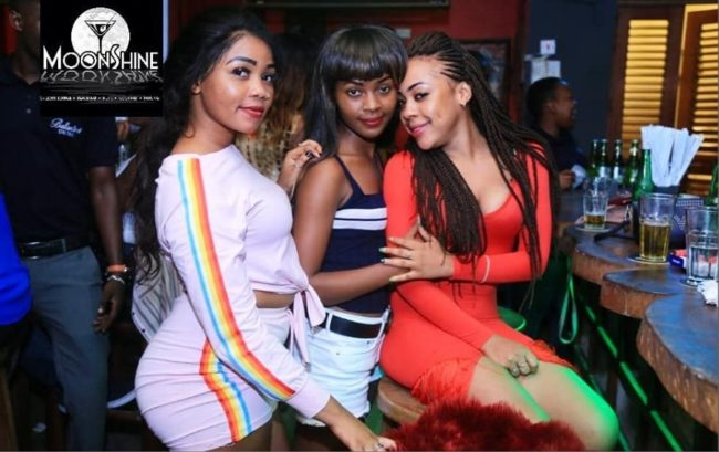 Naked women and men in mombasa