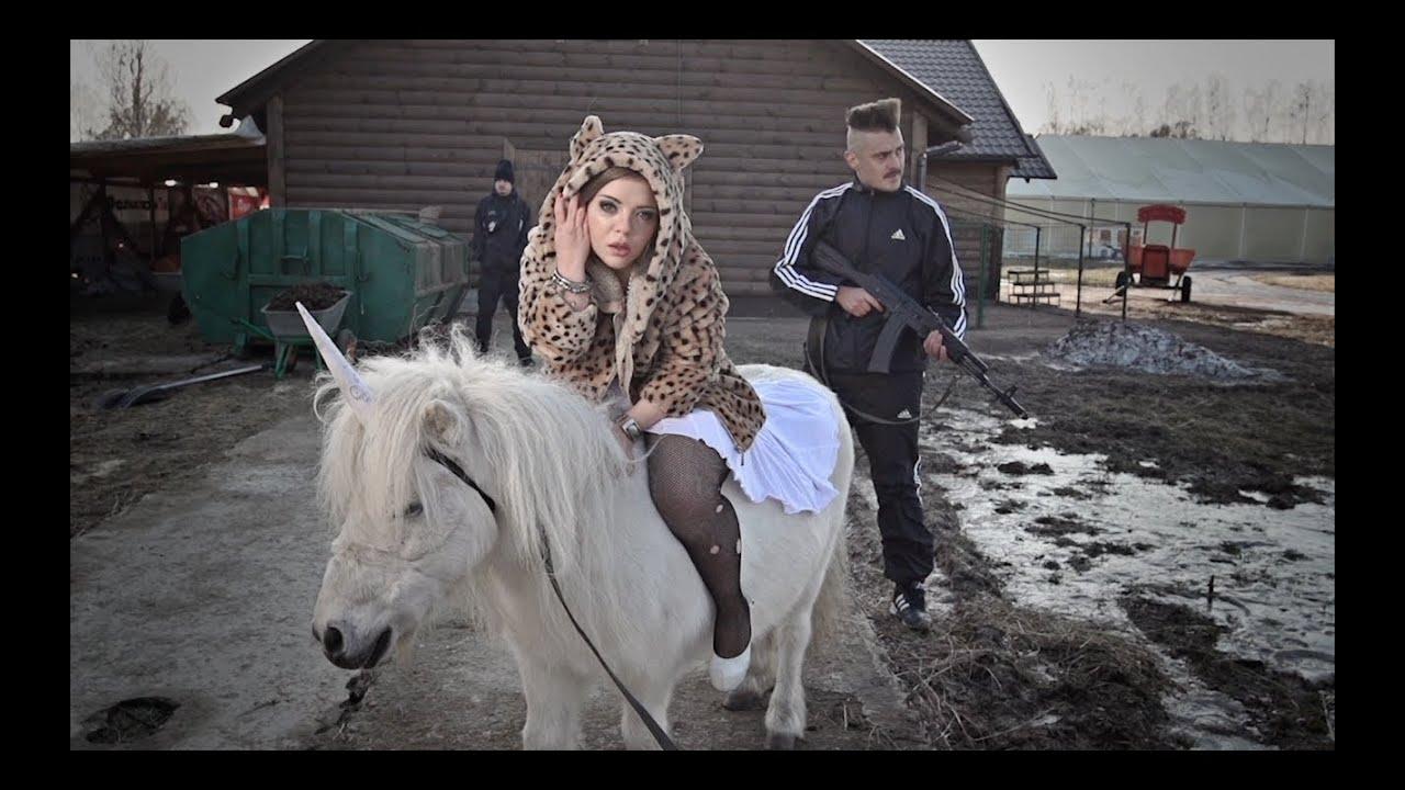 Young russian teen nudists
