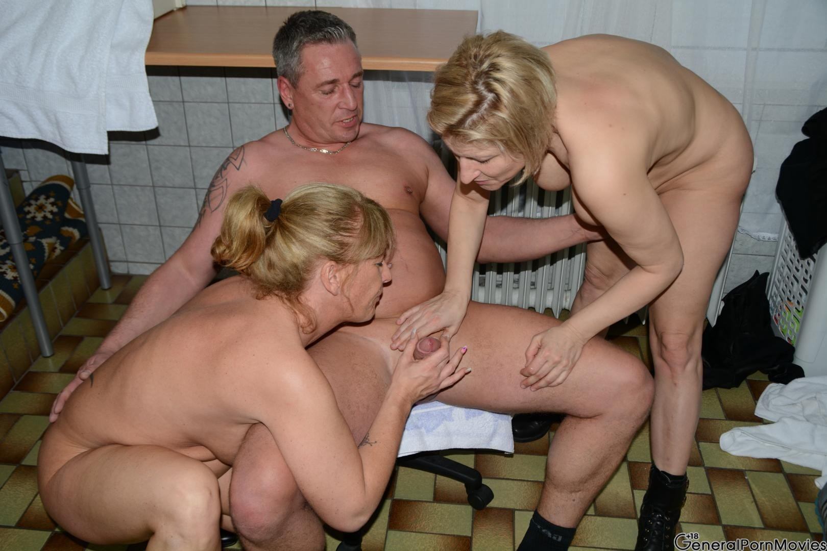 Amateur wives threesomes mff
