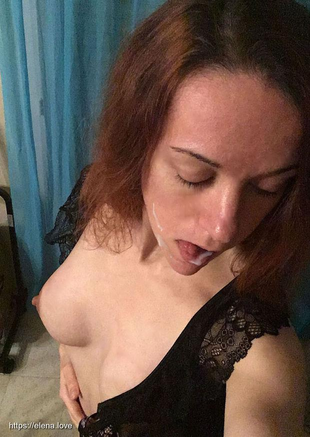 Public cum slut as a girl