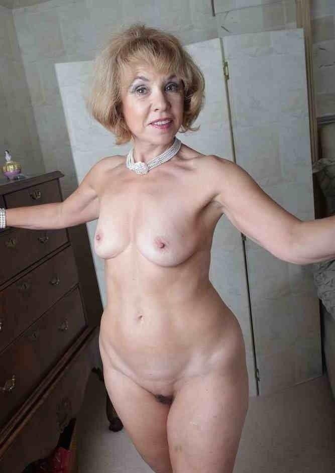 Mature older swinger woman